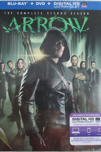 Arrow - 2nd Season - Brand New!