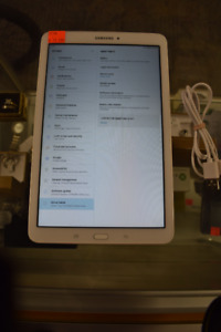 16GB Galaxy Tab E  SM-T560NU
