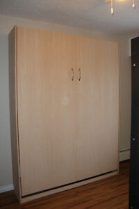 Murphy Bed - Queen - Brand New - High Quality
