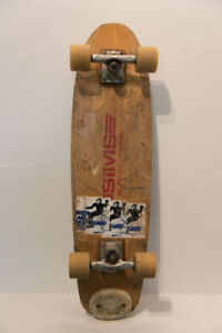 Vintage SIMS Superply Skateboard