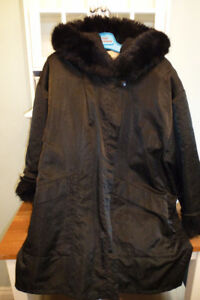 Linda Lundstrom LaParka Winter Coat