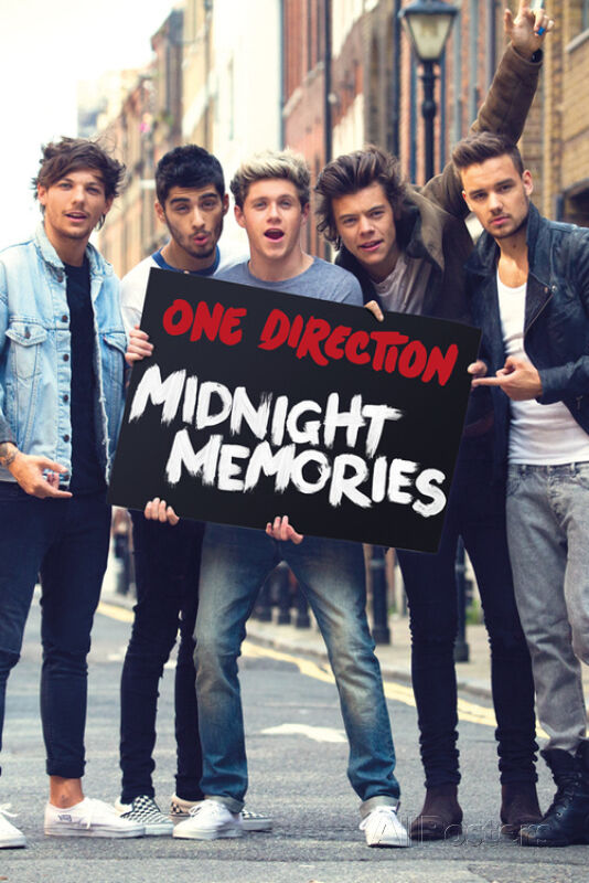 One Direction images Midnight Memories Track list