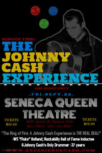 Canada's Leading Johnny Cash Concert Experience