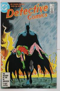 DC Comics Detective Comics#574 Robin! comic book