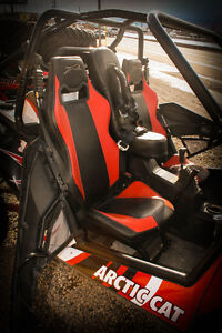 Arctic Cat Wildcat 1000 Bump / Middle Seat at ATV TIRE RACK Kingston Kingston Area image 1