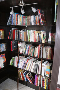 COOKBOOKS COOK BOOKS HUNDREDS  AS WELL AS INTERESTING RARE BOOKS