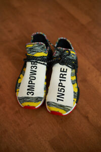 NMD Solar Hu 10.5 Yellow