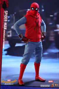 Hot Toys Spider-Man (Home Made Suit) 1/6th Figure in store!