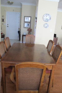 Dining room set- Sklar Peppler