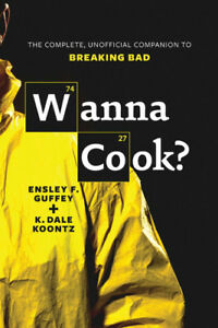 Book: Breaking Bad -Wanna Cook?