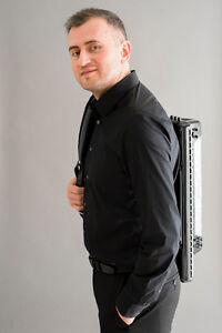 Accordion Player for Your Event!