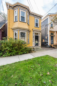 Character filled home in convenient Halifax location!