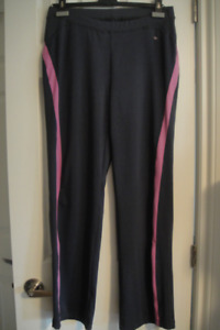 Women's Athletic Works Dark Grey Pants Size L Good Condition