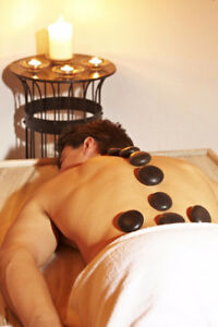 Hot Stone Massage Therapy in Toronto 416-481-1936