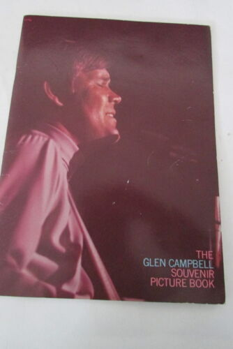 The Glen Campbell Souvenir Picture Book 1970