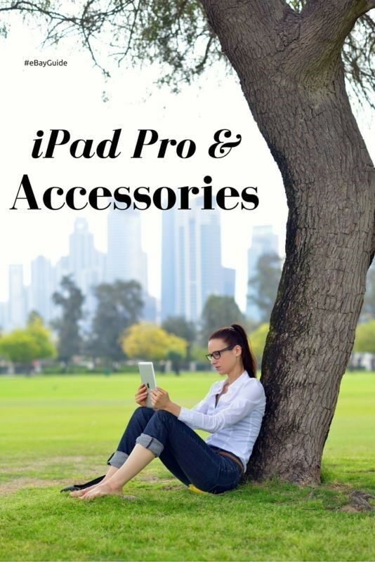 The Apple iPad Pro and accessories you will want. Protect your investment and get the full use with these accessories.