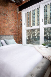 Historic Luxury Apartment, downtown Hamilton from $1600-$1750