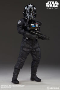 Sideshow 1/6 Star Wars Imperial Tie Fighter Pilot in store!