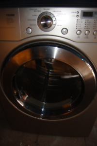 Newrer LG ULTRA CAPACITY DRYER with Stainless Drum $180.00 OBO