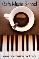 CAFE MUSIC SCHOOL - NO REGISTERING FOR FALL!! All Instruments