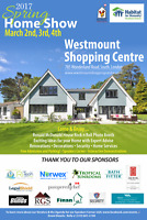 2017 SPRING HOME SHOW - WESTMOUNT SHOPPING CENTRE