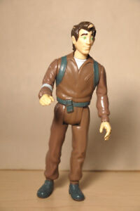 1980's The Real Ghostbusters Peter Venkman action figure