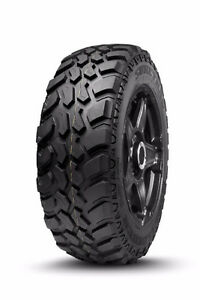 4 NEW MUD TIRES, LT285/70R17 830.25 TAX IN