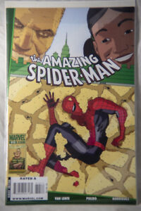 The Amazing Spider-Man Issue #615 The Gauntlet-Sandman Marvel NM