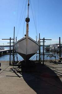 Huon Pine Yacht Toronto Lake Macquarie Area Preview