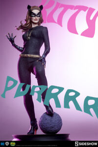 Sideshow Statue Catwoman Julie Newmar