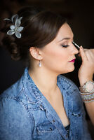 Mobile Makeup Artist in Canmore