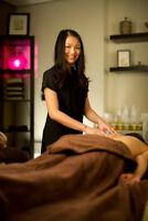 $50/ hour professional massage promotion