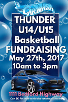 Thunder Selects Basketball Carwash