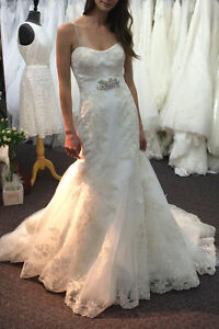 Brand New Maggie Sottero Palartzo Wedding Dress size 8