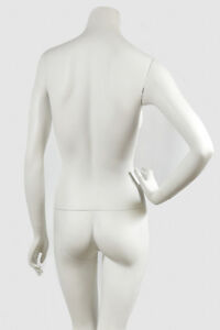 Female Mannequin by Mondo Headless EVE - 1HL Cameo White Finish West Island Greater Montréal image 8