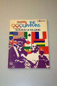 GAMES OF THE XXI OLYMPIAD MONTREAL 1976 OPENING CEREMONY PROGRAM West Island Greater Montréal image 3