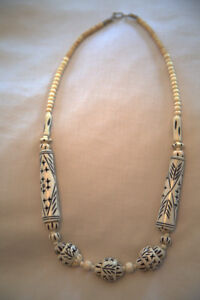 Camel Bone Necklace from Egypt