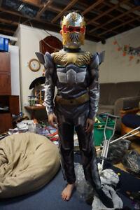 Kids Halloween Costume Power Rangers Size 6-8