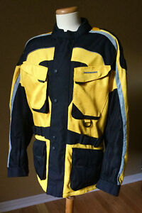 Firstgear Motorcycle Jacket S/M - Bright & reflective