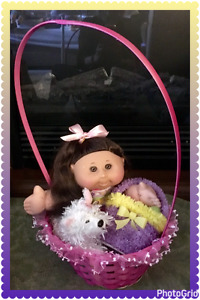 ORIGINAL Cabbage Patch Kid ~Just add EASTER CHOCOLATE!