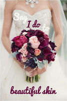 SAY 'I DO' TO FLAWLESS SKIN ON YOUR WEDDING DAY!!