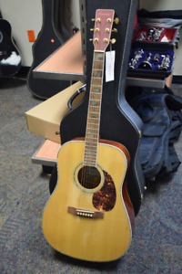 Academy Beginner Acoustic Guitar BF-450MD w/ Case #1121
