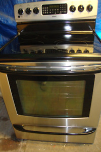 Stainless CONVECTION- SELF-CLEANING  5 Burner STOVE $250.