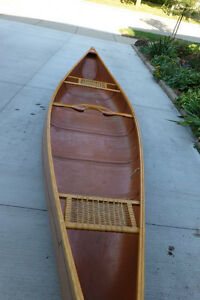 "15 ft Pinetree Canoe ""Abbitibi"" - Only 39.2 lbs - Very Light! Kitchener / Waterloo Kitchener Area image 4"