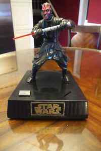 STAR WARS DARTH MAUL Talking and moving Piggy Bank Windsor Region Ontario image 6