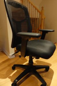 chaise bureau ergonomique