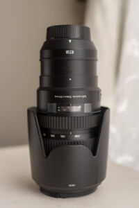 Tamron SP 70-200MM F/2.8 DI VC USD Lens Nikon Mount
