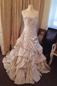 Maggie Sottero, Devine, size 8 wedding gown