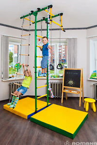 LIMIKIDS - Indoor Home Gym for Kids - Comet 2.XX