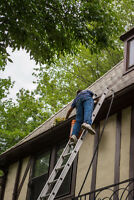 Get Your Eavestroughs Cleaned
